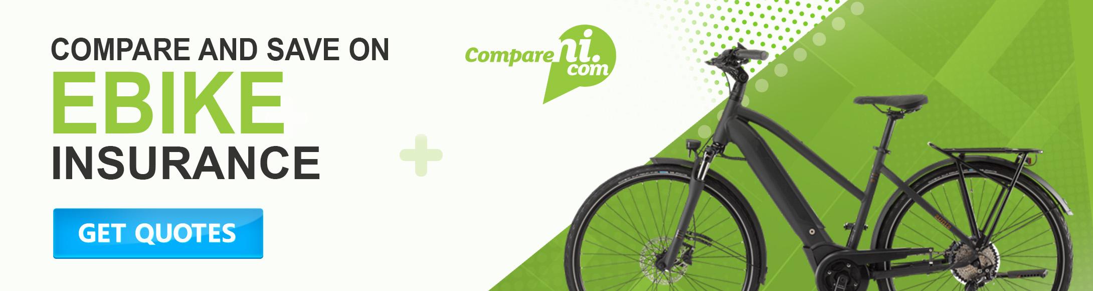 Cheap Ebike insurance Northern Ireland