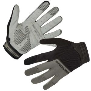 Endura Hummvee Plus Cycle Glove II - Black