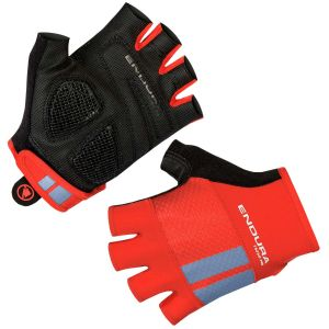 Endura FS260-Pro Aerogel Mitt - Sunrise Red