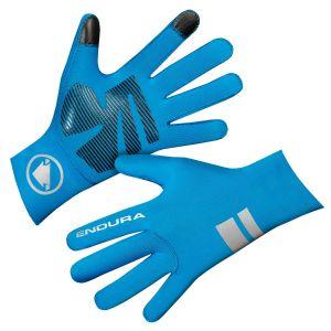 Endura FS260-Pro Nemo Neoprene Cycle Glove II - Hi-Viz Blue