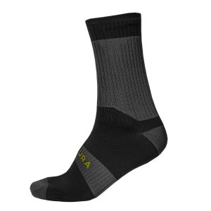 Endura Hummvee Waterproof Socks II - Black