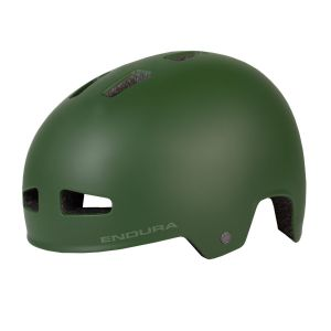 Endura PissPot Helmet – Forest Green