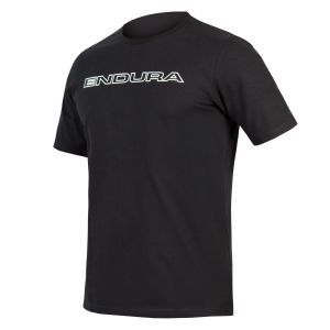 Endura One Clan Carbon T-Shirt - Black