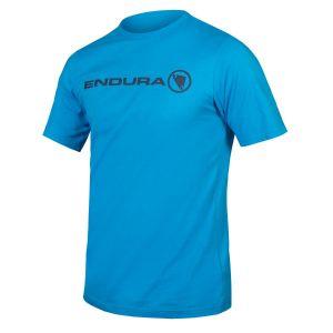 Endura One Clan Light T-Shirt - Hi-Viz Blue