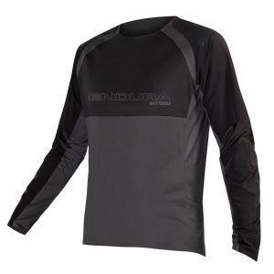 Endura MT500 Burner L/S MTB Jersey II - Black