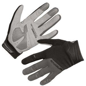 Endura Ladies Hummvee Plus Cycle Gloves - Black