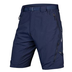 Endura Hummvee Short II with liner - Navy Blue