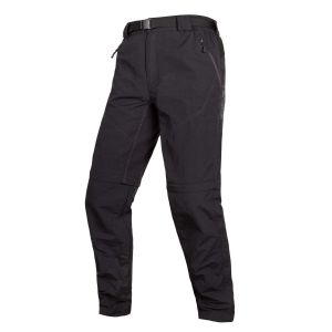Endura Hummvee Zip-Off Cycle Trouser II - Black