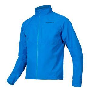 Endura Hummvee Lite Waterproof Cycling Jacket II - Azure Blue