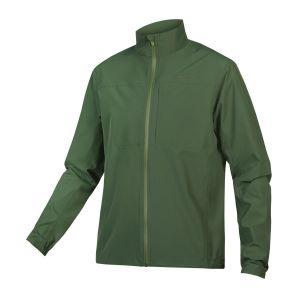 Endura Hummvee Lite Waterproof Cycling Jacket II - Green