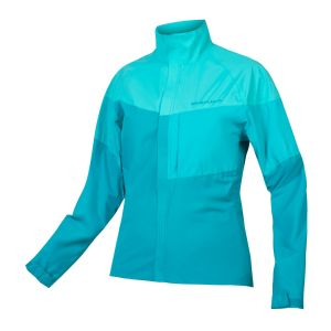 Endura Ladies Urban Luminite Jacket II - Pacific Blue