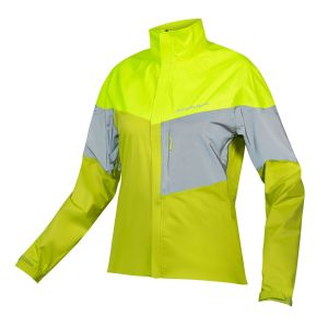 Endura Ladies Urban Luminite Jacket II - Hi-Viz Yellow