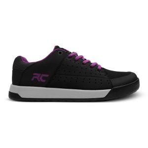 Ride Concepts Livewire Women's MTB Shoes - Black / Purple