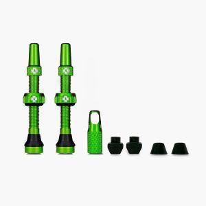 Muc-Off Tubeless Valves - Green - 44mm