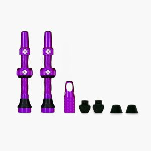 Muc-Off Tubeless Valves - Purple - 44mm