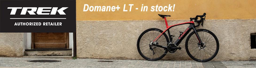 Trek Domane+ LT - in stock!